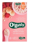 Picture of Organix Banana And Raspberry Stage3 Muesli 200G